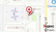 Апартаменты На Лиможа 6 на карте
