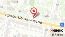 Апартаменты На Проспекте Космонавтов на карте