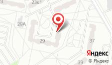 Апартаменты Beautiful на Клецкова 29 на карте