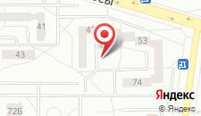 Апартаменты Тавлая на карте