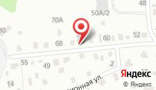 Гостевой дом Кобрин на карте