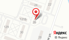 Апартаменты Солнечная долина на карте