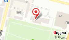 Отель Надя на карте