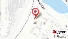 Отель Премьер Клуб на карте