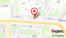 Апартаменты На Ленина 49 на карте