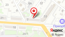 Апартаменты В Барановичах на карте