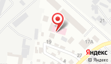 Гостиница Подкова на карте