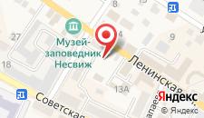 Гостевой дом Агроусадьба у Леонида на карте