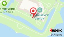 Отель Палац на карте