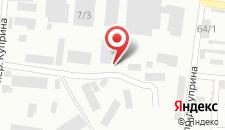 Мини-отель Адамант на карте