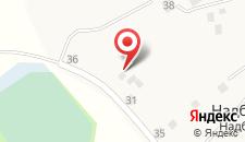 Загородный отель Хутор Набережный на карте