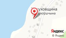 Усадьба Петуховщина на карте