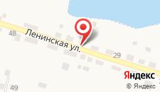Отель Фальварак на карте