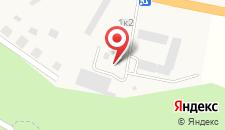 Гостевой дом на Опушке на карте
