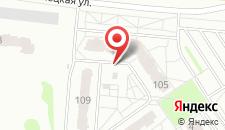 Апартаменты Притыцкого на карте