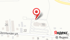 Апартаменты Минские каникулы на карте