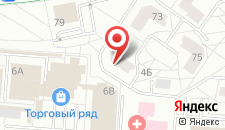 Апартаменты Притыцкого 77 на карте