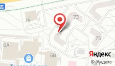 Апартаменты на Притыцкого на карте