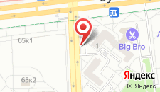 Апартаменты Бора Бора 9 на карте