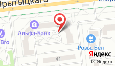 Апартаменты В Минске возле метро на карте