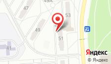 Апартаменты на Жудро на карте