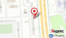 Апартаменты на проспекте Пушкина на карте