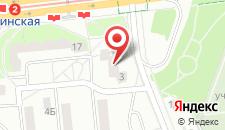 Апартаменты Метро Пушкинская на карте