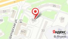 Апартаменты Бора Бора на карте