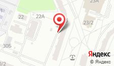 Апартаменты Zaslavsky Apartment Minsk на карте