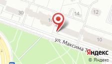 Апартаменты На М. Танка на карте