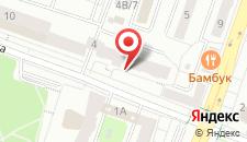 Апартаменты Максима Танка 4 на карте