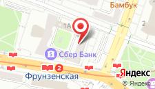 Апартаменты Nemiga-center на карте
