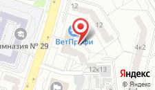Апартаменты Апартаменты Нина на карте