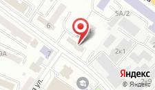 Апартаменты MinskRest Korolya 4 на карте