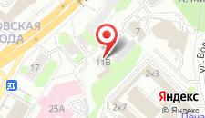 Бутик-Отель Бута на карте