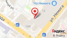Апартаменты Апартаменты Мольнар Немига на карте