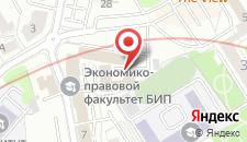 Гостиница Виктория На Замковой на карте