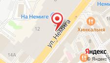 Апартаменты Комфорт Минск на карте