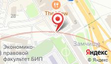 Апартаменты Роял Минск 1 на карте