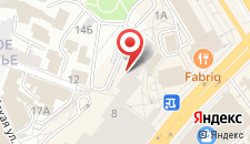 Апартаменты Vip-kvartira Nemiga на карте