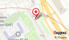 Апартаменты Минск Премиум Апартаменты 3 на карте