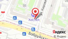 Апартаменты Vip-kvartira Kirova 1 на карте