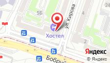 Апартаменты Vip-kvartira Kirova 1 (2) на карте