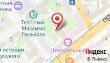 Апартаменты Студио Сутки BY на карте