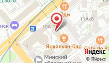 Апартаменты Мольнар Апартменты Володарского 18 на карте