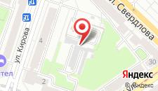 Апартаменты MinskForMe 2 на карте