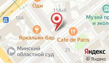 Апартаменты Апартаменты на Карла Маркса 9 на карте