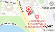 Апартаменты Сторожевская на карте