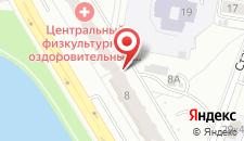 Апартаменты Сторожевская 8 на карте