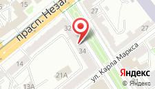 Апартаменты Vip Hatka на карте